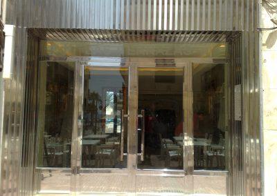 puerta 2 fijos